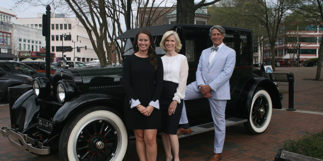 LOCAL REALTOR LOCATES OLD FAMILY CAR OVERSEAS