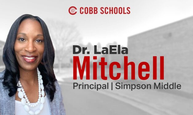 NEW PRINCIPAL PROFILE Q&A: DR. LAELA MITCHELL, SIMPSON MIDDLE SCHOOL