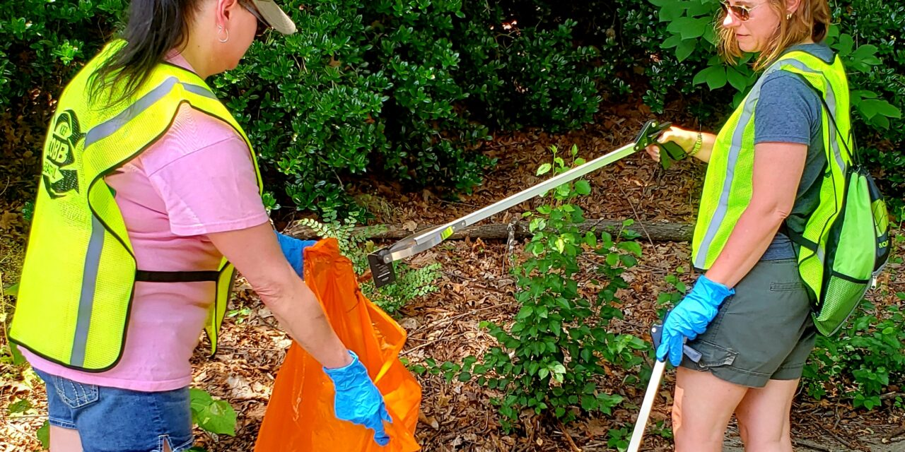 YOUTH AND COMMUNITY VOLUNTEERS NEEDED FOR EAST COBB PARK CLEANUP THIS SATURDAY
