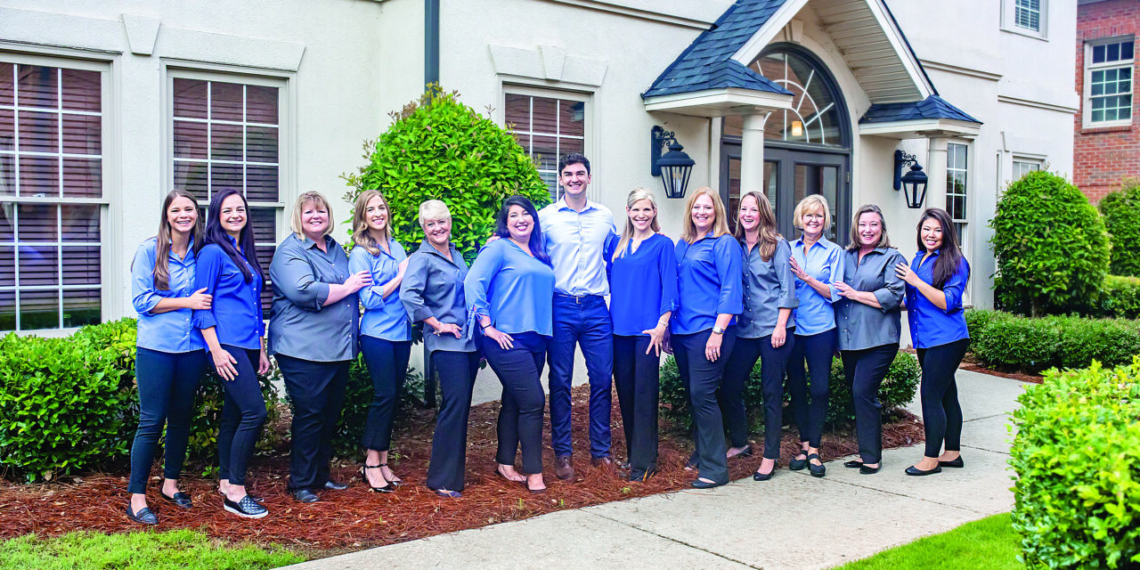 CHEEK DENTAL DELIVERS SERVICE WITH A SMILE