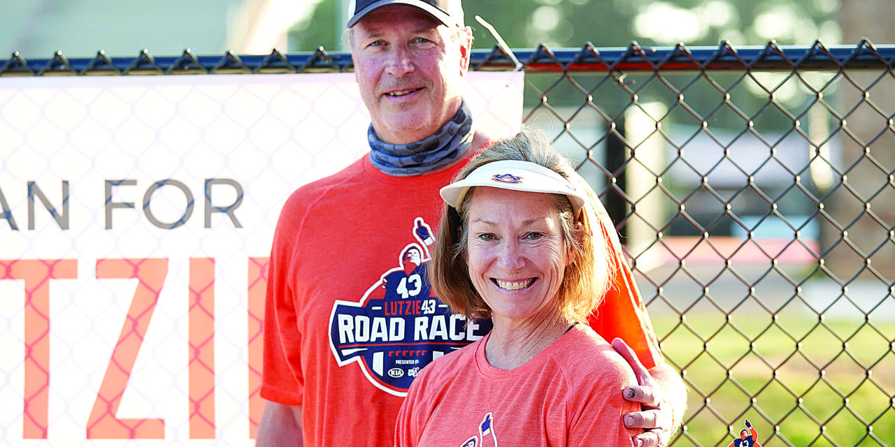 LUTZIE 43 FOUNDATION HOSTS 7TH ANNUAL ROAD RACE