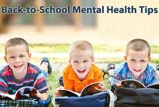 BACK-TO-SCHOOL SUPPLY LIST: MENTAL HEALTH ADDITION