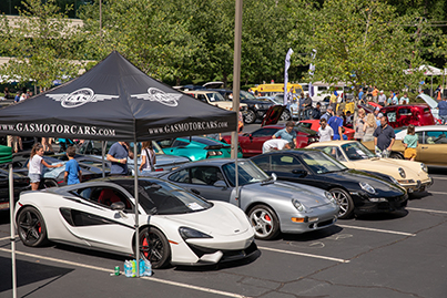 Cars & 'Q for the Cause 1