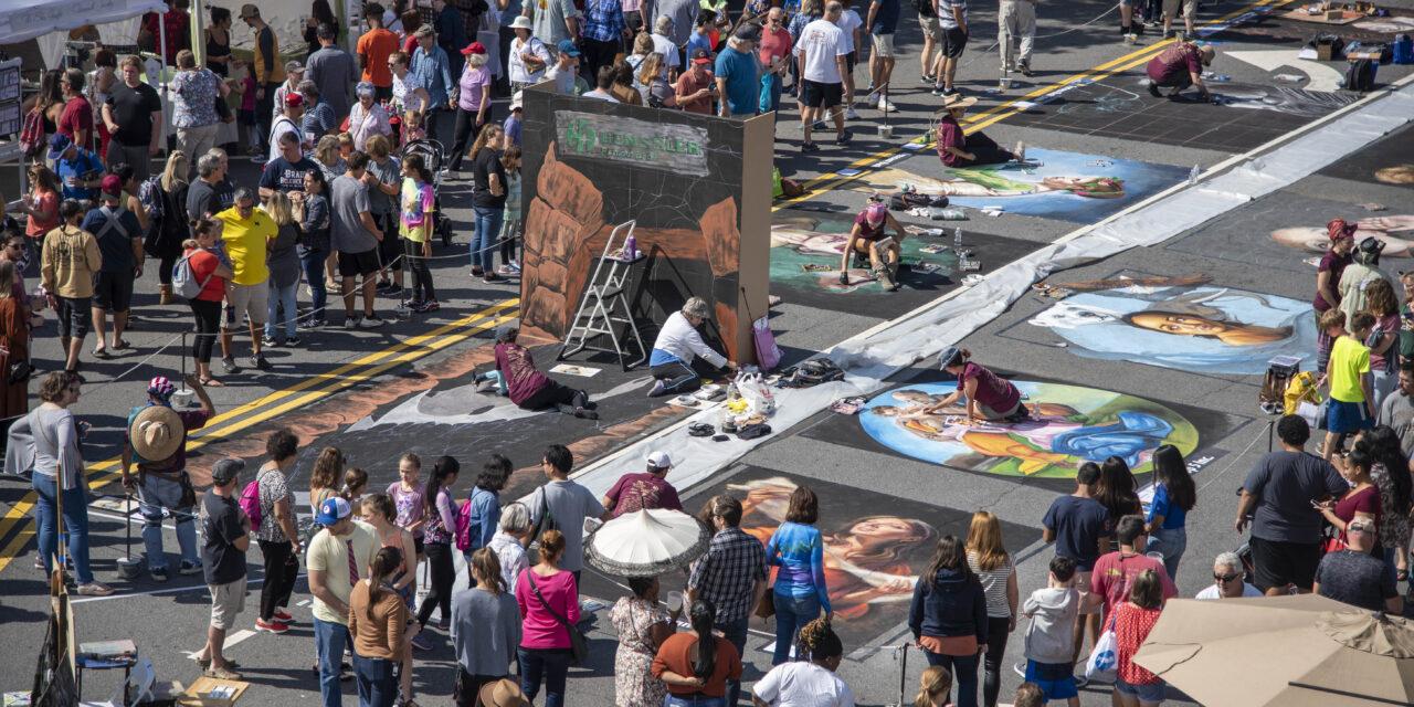 CHALKTOBERFEST 2021 – CHALK ART & CRAFT BEER FESTIVAL