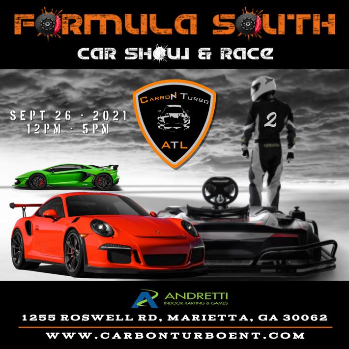 Formula South Car Show & Race
