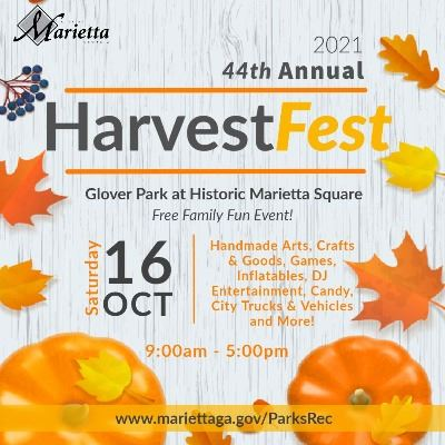 HARVESTFEST & SCARECROWS IN THE SQUARE