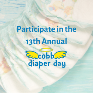 13th ANNUAL COBB DIAPER DAY TO BE HELD VIRTUALLY 3