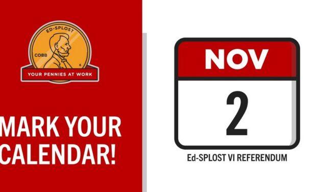 Ed-SPLOST Renewal On November Ballot