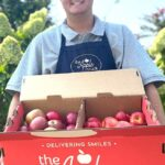 The Apple Truck Bringing a Bite Of Michigan To East Cobb